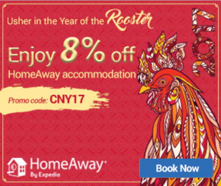Homeaway coupons discounts